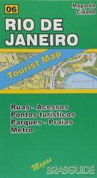 PLANTA DA CIDADE - RIO DE JANEIRO