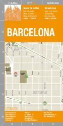 BARCELONA - CITY MAP
