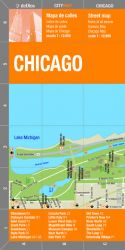 CHICAGO - CITY MAP