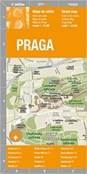 PRAGA - CITY MAP