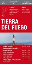 TIERRA DEL FUEGO - REGIONAL MAP
