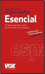 DICCIONARIO ESENCIAL DE LA LENGUA ESP.
