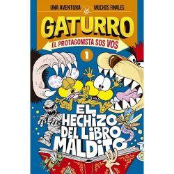 GATURRO. EL HECHIZO DEL LIBRO MALDITO 1
