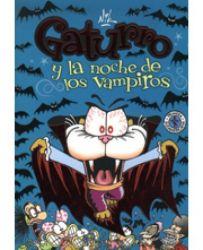 GATURRO Y LA NOCHE DE LOS VAMPIROS