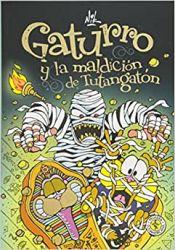 GATURRO Y LA MALDICIÓN DE TUTANGATÓN