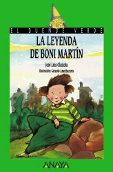 LEYENDA DE BONI MARTÍN