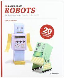 ROBOTS - 3D PAPER CRAFT