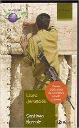 LLORA JERUSALEM