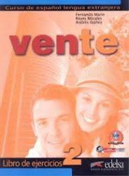 VENTE 2 LIBRO DE EJERCICIOS