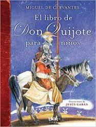 LIBRO DE DON QUIJOTE PARA NINOS, EL