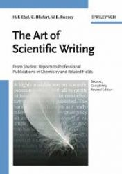 ART OF SCIENTIFIC WRITING FROM STUDENT REPORTS TO