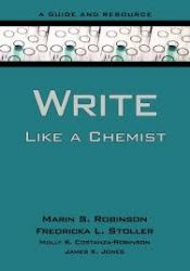WRITE LIKE A CHEMIST A GUIDE RESOURCE