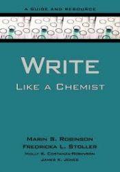 WRITE LIKE A CHEMIST A GUIDE RESOURCE