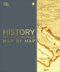 HISTORY OF WORLD MAP BY MAP