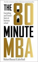 80 MINUTE MBA EVERYTHING YOULL NEVER LEA