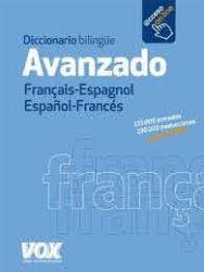 DICCIONARIO AVANZADO FRANÇAIS-ESPAGNOL