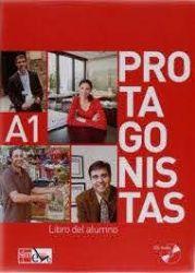 PROTAGONISTAS A1 LIBRO DEL ALUMNO