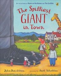 [PRÉ-VENDA] The Spiffiest Giant in Town