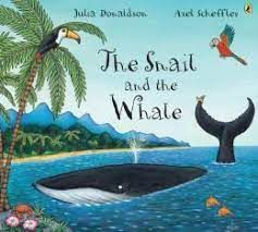 [PRÉ-VENDA] The Snail and The Whale