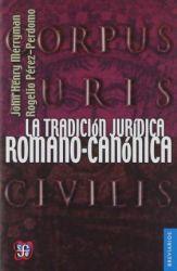tradición jurídica romano-canónica