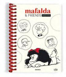 [PRÉ-VENDA]MAFALDA PERPETUA ANILLADA FRIENDS BLANCA EM ESPANHOL
